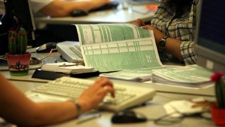 Μόλις 11% των φορολογικών δηλώσεων έχουν υποβληθεί