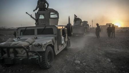 Το ISIS φεύγει από το Γιαρμούκ της Συρίας