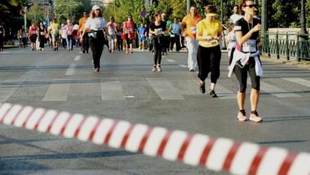 Κυκλοφοριακές ρυθμίσεις στην Αθήνα την Κυριακή λόγω αγώνα δρόμου