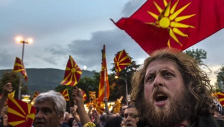ΠΓΔΜ: «Κόκκινη κάρτα» από την αντιπολίτευση στην ονομασία «Μακεδονία του Ίλιντεν»