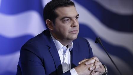 Τσίπρας για Σκοπιανό: Και πρόοδος και απόσταση... στις διαπραγματεύσεις