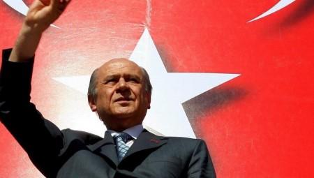 Νέο εθνικιστικό παραλήρημα Μπαχτσελί κατά της Ελλάδας