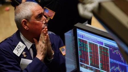 Και πάλι στον «αέρα» η Wall Street λόγω του εμπορικού πολέμου