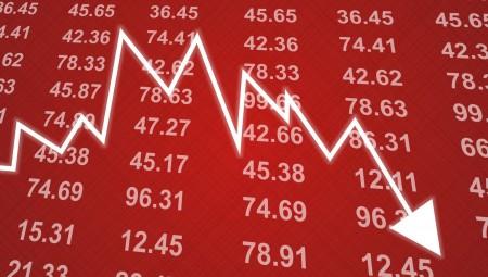 ΧΑ:  Εισαγόμενη πτώση, πιέσεις στις τράπεζες