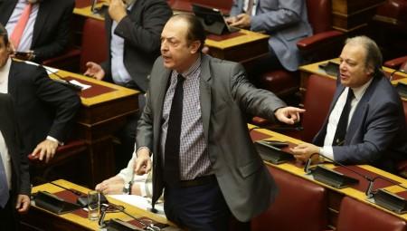 Ο Λαζαρίδης διαψεύδει τον Καμμένο για την αποχώρηση από τους ΑΝΕΛ