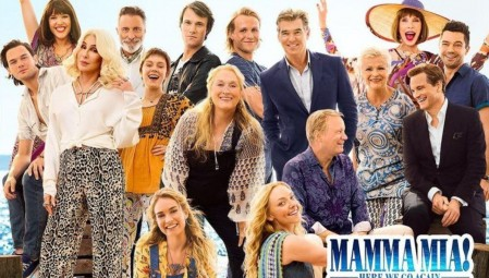 Αντίστροφη μέτρηση για το «Mamma Mia! Here We go Again»