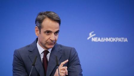 Μητσοτάκης σε SZ: Θα σεβαστώ τη συμφωνία των Πρεσπών, εάν επικυρωθεί