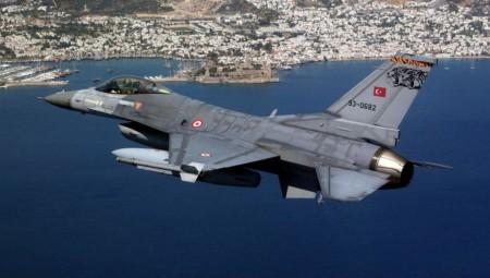 Νέες, 35 τουρκικές παραβιάσεις στο Αιγαίο