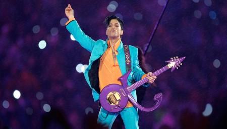 Αντικείμενα του Prince διαθέσιμα σε καταστήματα!