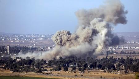 Συρία: 183 νεκροί από επιδρομές του ISIS