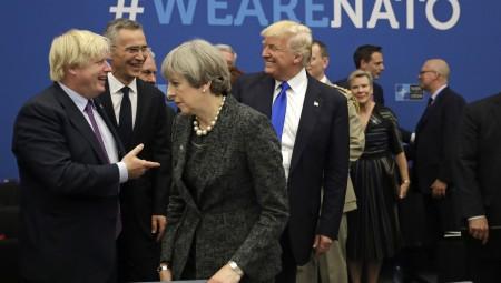 Επίθεση Τραμπ σε ΕΕ για το ΝΑΤΟ και το εμπόριο