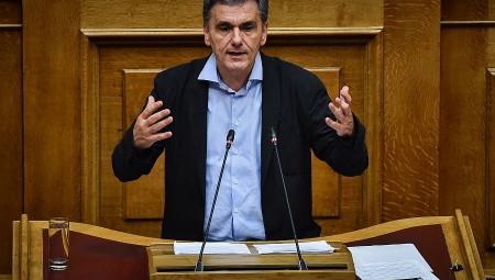 Παραδοχή Τσακαλώτου για το «γαλλικό μηχανισμό» στη μείωση του χρέους