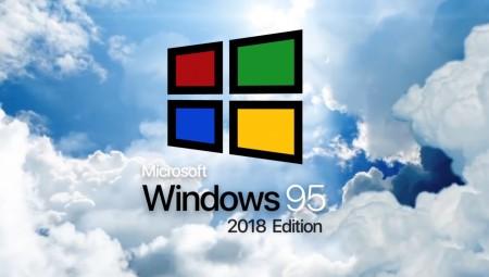 Τα Windows 95 σε εφαρμογή για macOS, Windows και Linux