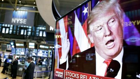 Ο εμπορικός πόλεμος επηρεάζει αρνητικά τη Wall Street