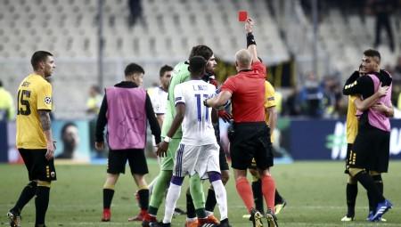 ΑΕΚ: Χωρίς Λιβάια και Λόπες για 4 αγωνιστικές του Champions League