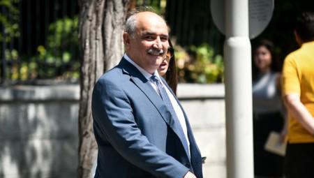 Ο Μπόλαρης επικεφαλής στη Μεικτή Επιτρόπη για το Σκοπιανό