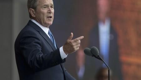 Παρέμβαση Μπους υπερ του «ναι» στο δημοψήφισμα για τη Συμφωνία των Πρεσπών