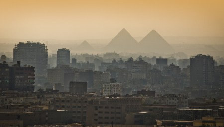 Το Κάιρο η πιο μολυσμένη πόλη στον κόσμο