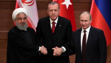 Προειδοποιήσεις από το Ιράν για τη Συρία