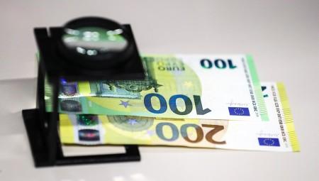 Με την προσωπογραφία της Ευρώπης τα νέα χαρτονομίσματα των 100 και 200 ευρώ