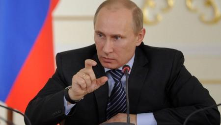 Επιστολή πρόσκλησης στον Κιμ Γιονγκ Ουν από Πούτιν