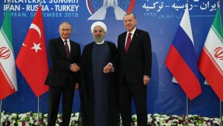 Η Τουρκία θα παραμείνει στη Συρία, τόνισε ο Ερντογάν