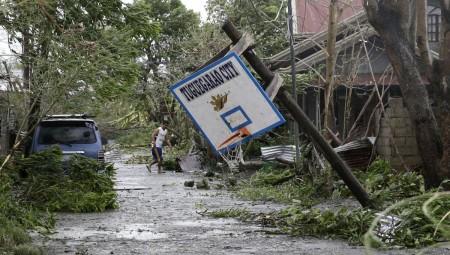 Στους 32 οι νεκροί από το πέρασμα του τυφώνα Φλόρενς
