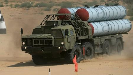 Ολοκληρώθηκε η παράδοση των ρωσικών S-300 στη Συρία
