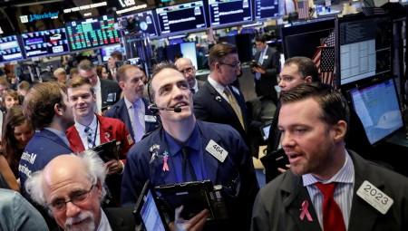 Άνοδος στη Wall Street, μετά από τον πληθωρισμό στις ΗΠΑ