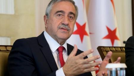 Ακιντζί για Κυπριακό: Διζωνική δικοινοτική ομοσπονδία ή status quo