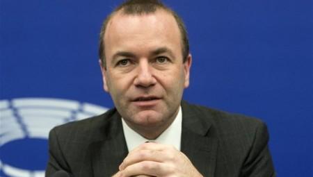 Το Κυπριακό πρόβλημα είναι και ευρωπαϊκό, δήλωσε ο Βέμπερ