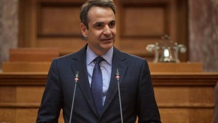 Μητσοτάκης: «Όχι» στη συμφωνία των Πρεσπών και τώρα και μετά τις εκλογές