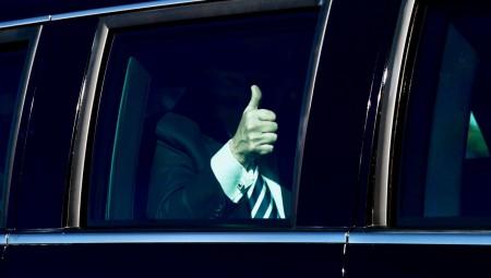 Αισιόδοξος ο Τραμπ για την εμπορική συμφωνία με την Κίνα