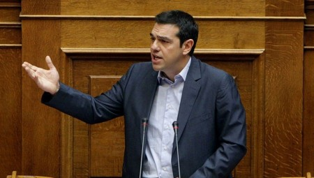 «Πρόεδρος του Εδεσσαϊκού ο Μητσοτάκης» είπε ο Τσίπρας