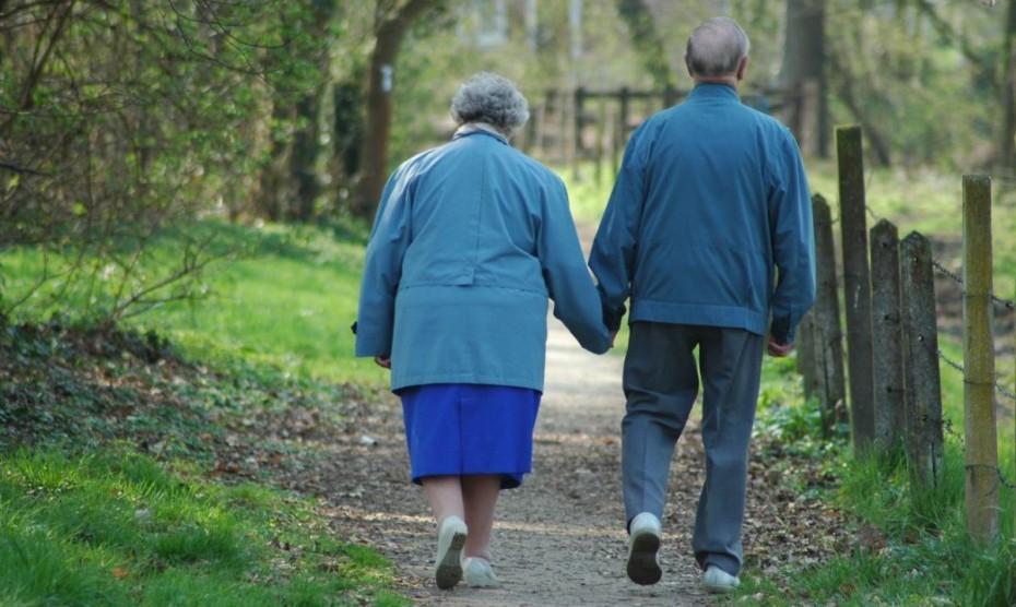 old-walking