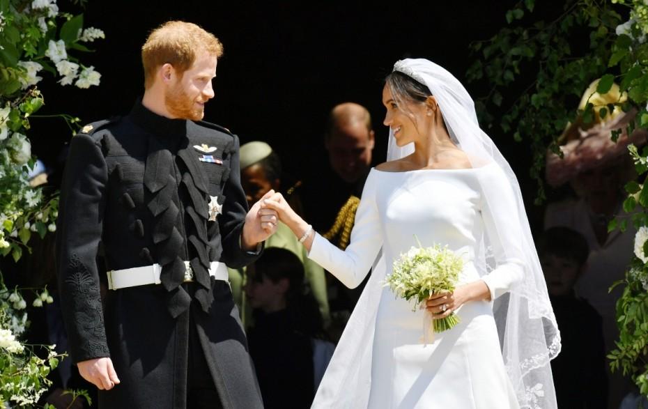 Όσα δεν μάθαμε για τον γάμο του πρίγκιπα Χάρι με την Meghan Markle
