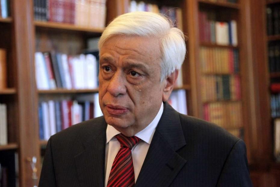 Νέα μηνύματα Παυλόπουλου προς Τουρκία και ΠΓΔΜ
