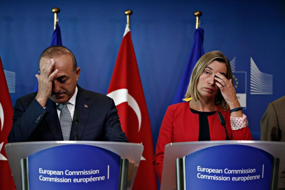 Θέλουμε να είμαστε εντός ΕΕ μέχρι το 2023, λέει η Τουρκία