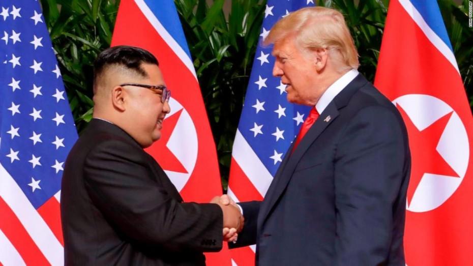 «Ριζοσπαστική καμπή» στις σχέσεις με τις ΗΠΑ «βλέπει» η Β. Κορέα