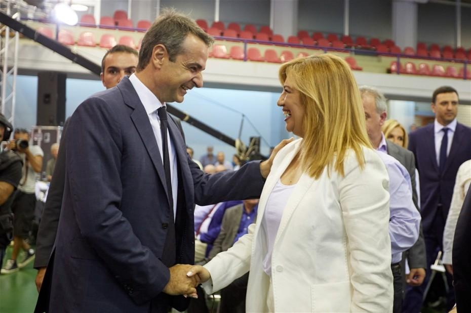 ΝΔ-ΚΙΝΑΛ: «Άφαντο» το κείμενο της συμφωνίας Τσίπρα-Ζάεφ