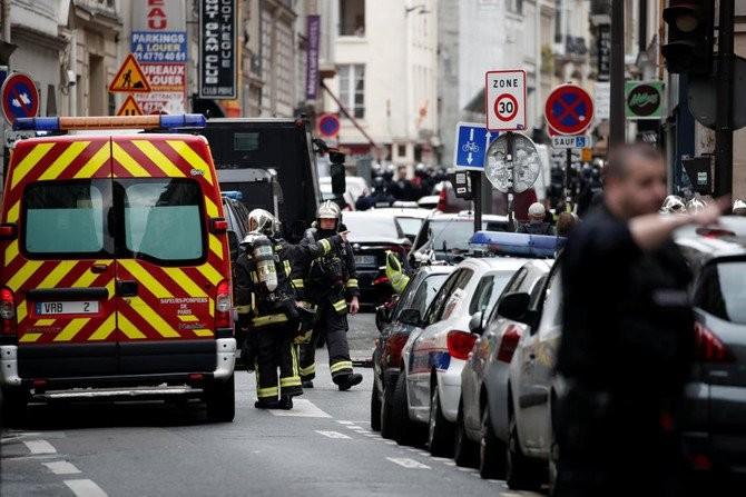 Έληξε η ομηρία στο Παρίσι - Συνελήφθη ο δράστης