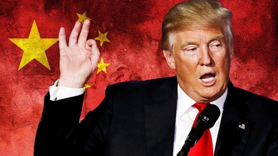 «Σειρήνες πολέμου» από Τραμπ: Απειλεί με νέους δασμούς την Κίνα