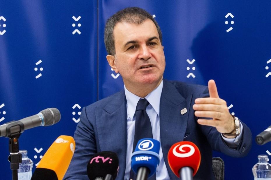 «Οργή» Τσελίκ για τους «8»: Η Ελλάδα θέλει να πάρει στρατιωτικά μυστικά