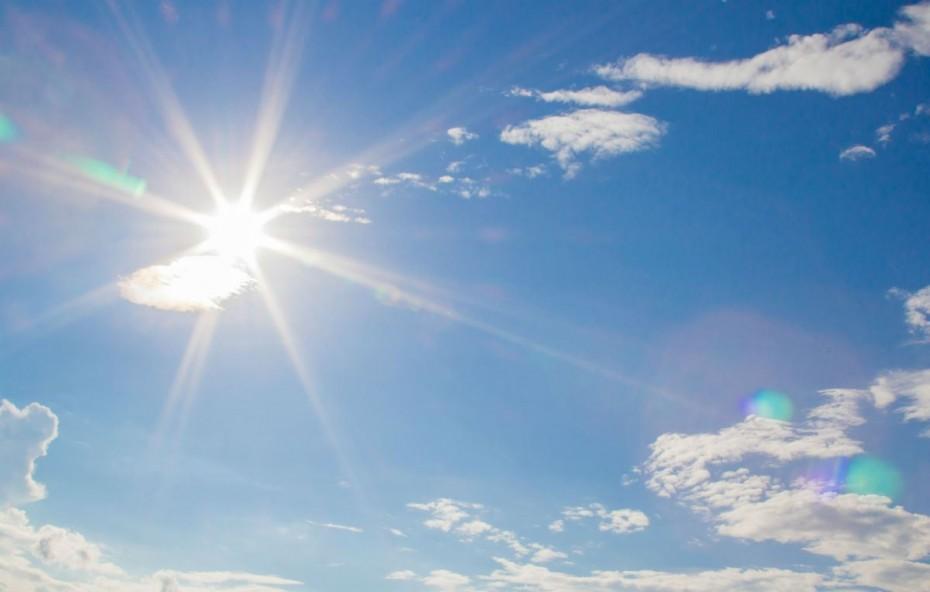 Αίθριος καιρός με μικρή άνοδο της θερμοκρασίας