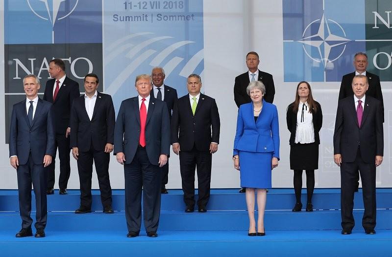«Βόμβα» Τραμπ για διπλασιασμό των δαπανών προς το ΝΑΤΟ