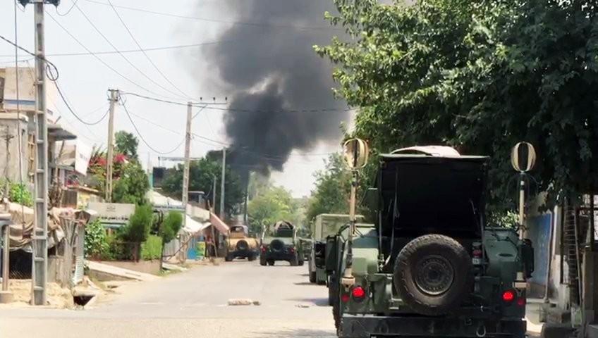 Νεκροί δύο τρομοκράτες από επίθεση στην Τζαλαλαμπάντ του Αφγανιστάν