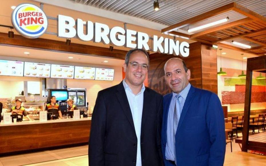 Στον «Διαγόρα» το πρώτο ελληνικό Burger King