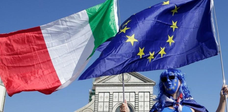 Έτινγκερ - Μοσκοβισί προειδοποιούν την Ιταλία για το χρέος