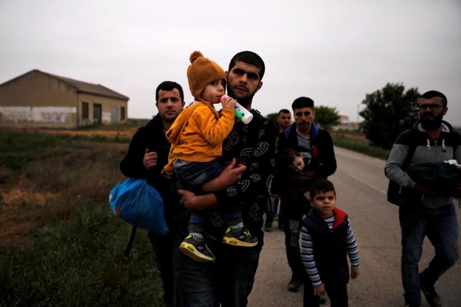 Ξεπέρασαν τους 30.000 οι πρόσφυγες στις δομές του ΓΕΕΘΑ