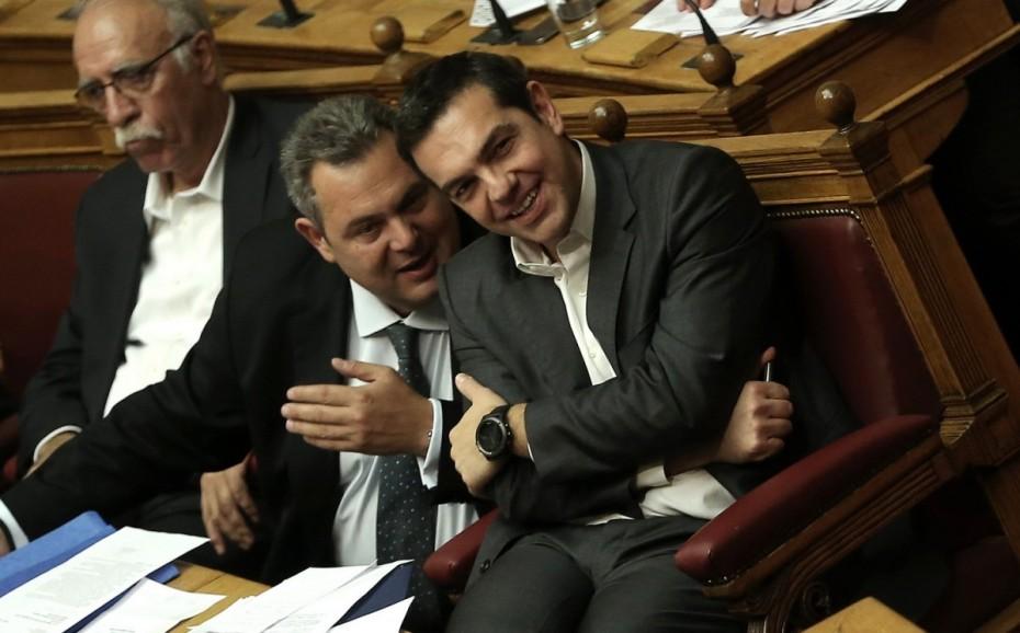 Κίνδυνος για νέο μνημόνιο, με κυβέρνηση των ΣΥΡΙΖΑ-ΑΝΕΛ